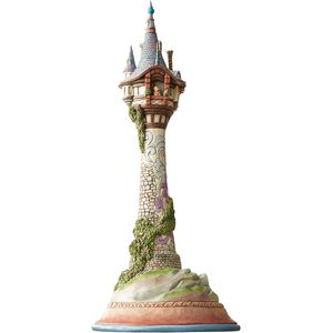 Disney Traditions Dreaming of Floating Lights Rapunzel Tower Masterpiece