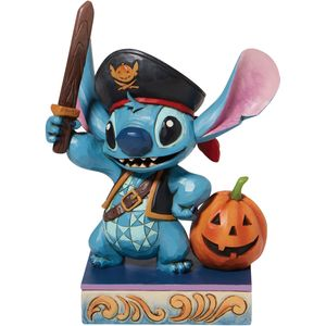 Disney Traditions Stitch Figrine - Loveable Buccaneer (Stitch as a Pirate)