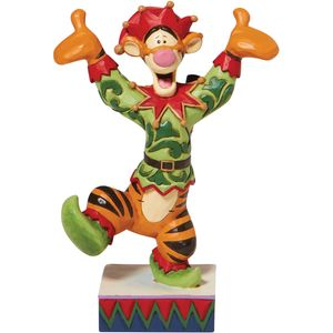 Disney Traditions Ecstatic Elf (Tigger) Figurine