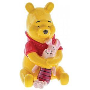 Disney Enchanting Best of Friends Winnie the Pooh & Piglet Money Bank