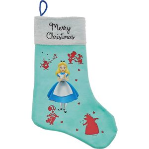 Disney Enchanting Alice in Wonderland Christmas Stocking