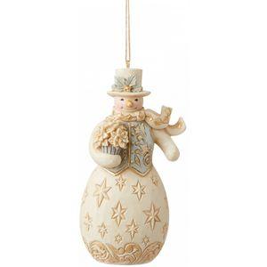 Heartwood Creek Snowman Hanging Ornament