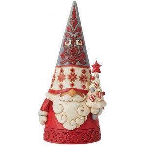 Heartwood Creek Christmas Gnome Nordic Noel Figurine