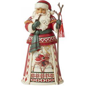 Heartwood Creek Santa Figurine - Lapland Santa (14th Annual)