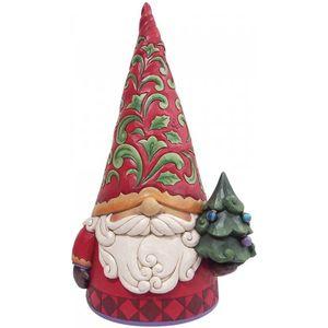 Heartwood Creek Christmas Gnome Statue Figurine