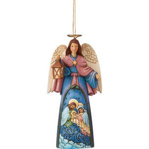 Heartwood Creek Nativity Angel Hanging Ornament