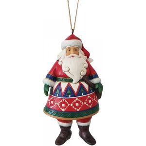 Heartwood Creek Hanging Ornament - Lapland Santa