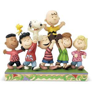 Peanuts by Jim Shore Figurine - Peanuts Gang