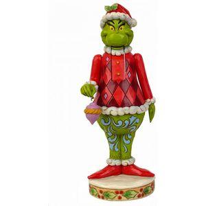 The Grinch by Jim Shore Figurine - Nutcracker Grinch