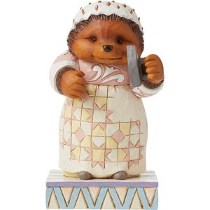 """Beatrix Potter Lily-White and Clean, Oh"""" Mrs Tiggy-Winkle Figurine"""