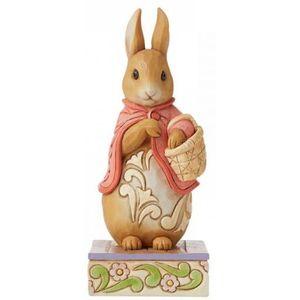 Beatrix Potter by Jim Shore Good Little Bunny Flopsy Figurine
