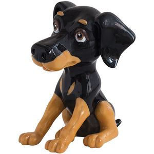 Little Paws Luther the Doberman Figurine