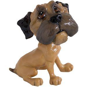 Little Paws Belle the Border Terrier Figurine