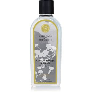Ashleigh & Burwood Life In Bloom Lamp Fragrance 500ml - Cotton Flower & Amber
