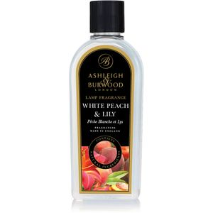 Ashleigh & Burwood Lamp Fragrance 500ml - White Peach & Lily