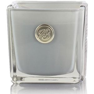 Ashleigh & Burwood Life in Bloom Scented Jar Candle - Cotton Flower & Amber