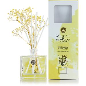 Life in Bloom Floral Reed Diffuser Sweet Mimosa & Bergamot
