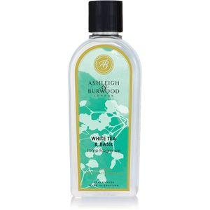 Ashleigh & Burwood In Bloom Lamp Fragrance 500ml - White Tea & Basil