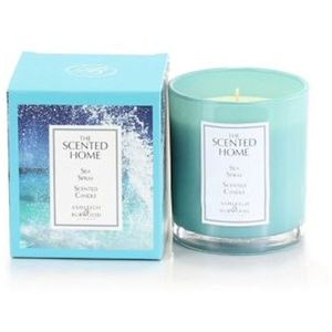 Ashleigh & Burwood Scented Home Glass Candle - Sea Spray