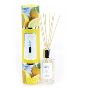 Ashleigh & Burwood The Scented Home Reed Diffuser 150ml - Sicilian Lemon