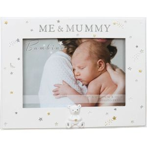 "Juliana Bambino Photo Frame 6"" x 4"" - Me & Mummy"