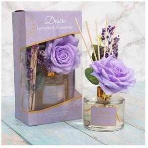 Desire Rose Reed Diffuser - Lavender & Chamomile