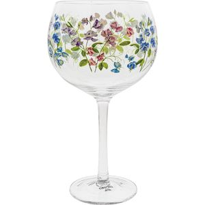 Ginology Sweet Pea Cop Glass