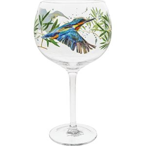 Ginology Gin Copa Glass - Kingfisher