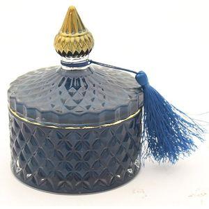 Desire Boutique Soy Candle Jar - Oud & Bergamot