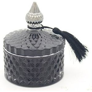 Desire Boutique Soy Candle Jar - Pomegranate Noir