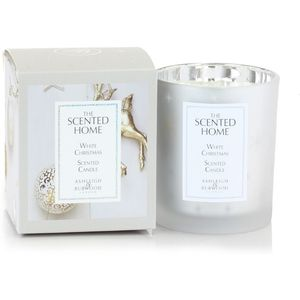 Ashleigh & Burwood Scented Home Candle 225g - White Christmas42 Ho