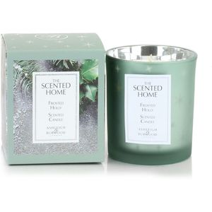 Ashleigh & Burwood Scented Home Candle 225g - Frosted Holly
