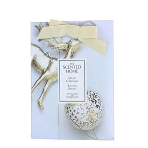 Ashleigh & Burwood Scented Home Sachets - White Christmas