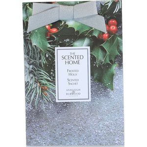 Ashleigh & Burwood Scented Home Sachets - Frosted Holly