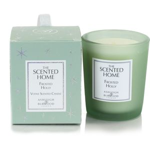 Ashleigh & Burwood Scented Home Votive Candle - Frosted Holly