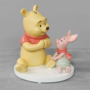 Disney Ceramic Money Bank - Winnie the Pooh & Friends
