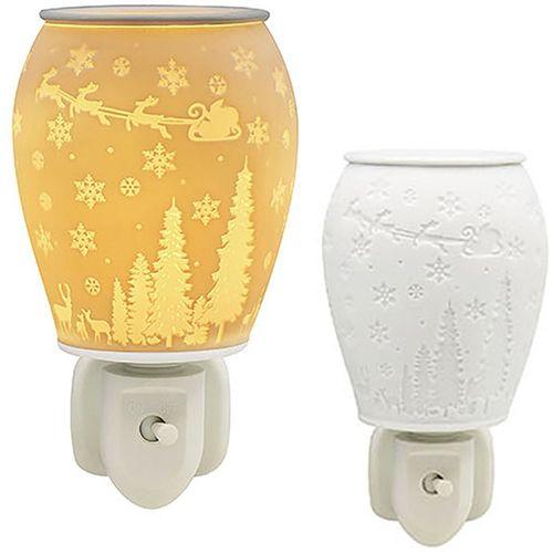 Desire Aroma Wax Melt Warmer Plug In - White Christmas Santa LP52283