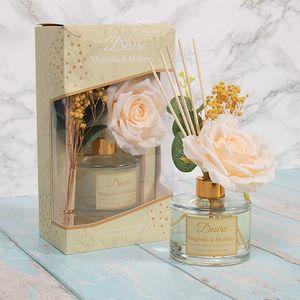 Desire Rose Reed Diffuser - Magnolia & Mulberry