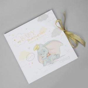 Disney Magical Beginnings My First Year Photo Record Book - Dumbo