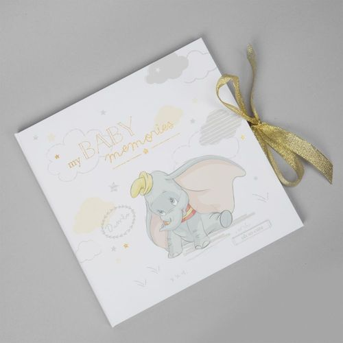 Disney Magical Begininings My First Year Photo Record Book - Dumbo