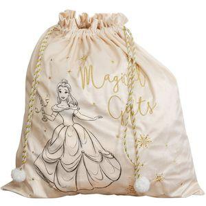 Disney Velvet Christmas Gift Sack - Belle