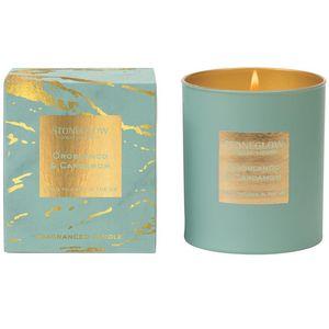 Stoneglow Candles Luna Tumbler Candle - Oroblanco & Cardamom