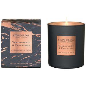 Luna - Sandalwood & Patchouli Candle Tumbler