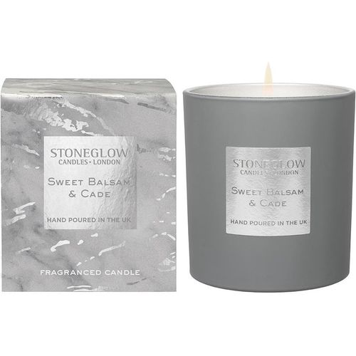 Stoneglow Candles Luna Tumbler Candle - Sweet Balsam & Cade