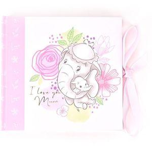 "Disney Magical Beginnings Photo Album Holds 50 4"" x 6"" Prints - Mum (Dumbo)"