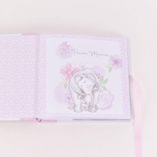 "Disney Magical Beginnings Photo Album 6"" x 4"" Holds 50 Photos - Mum (Dumbo)"