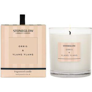 Stoneglow Candles Modern Classics Tumbler Candle - Orris & Ylang Ylang