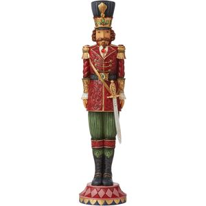 Heartwood Creek Victorian Christmas Toy Soldier Figurine