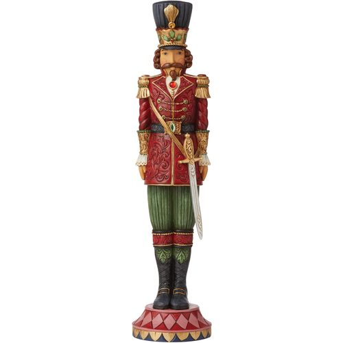 Heartwood Creek Victorian Christmas Toy Soldier Figurine 6009496