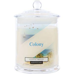Wax Lyrical Colony Medium Jar Candle - Coastal Breeze